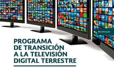 Transición a la Televisión Digital Terrestre