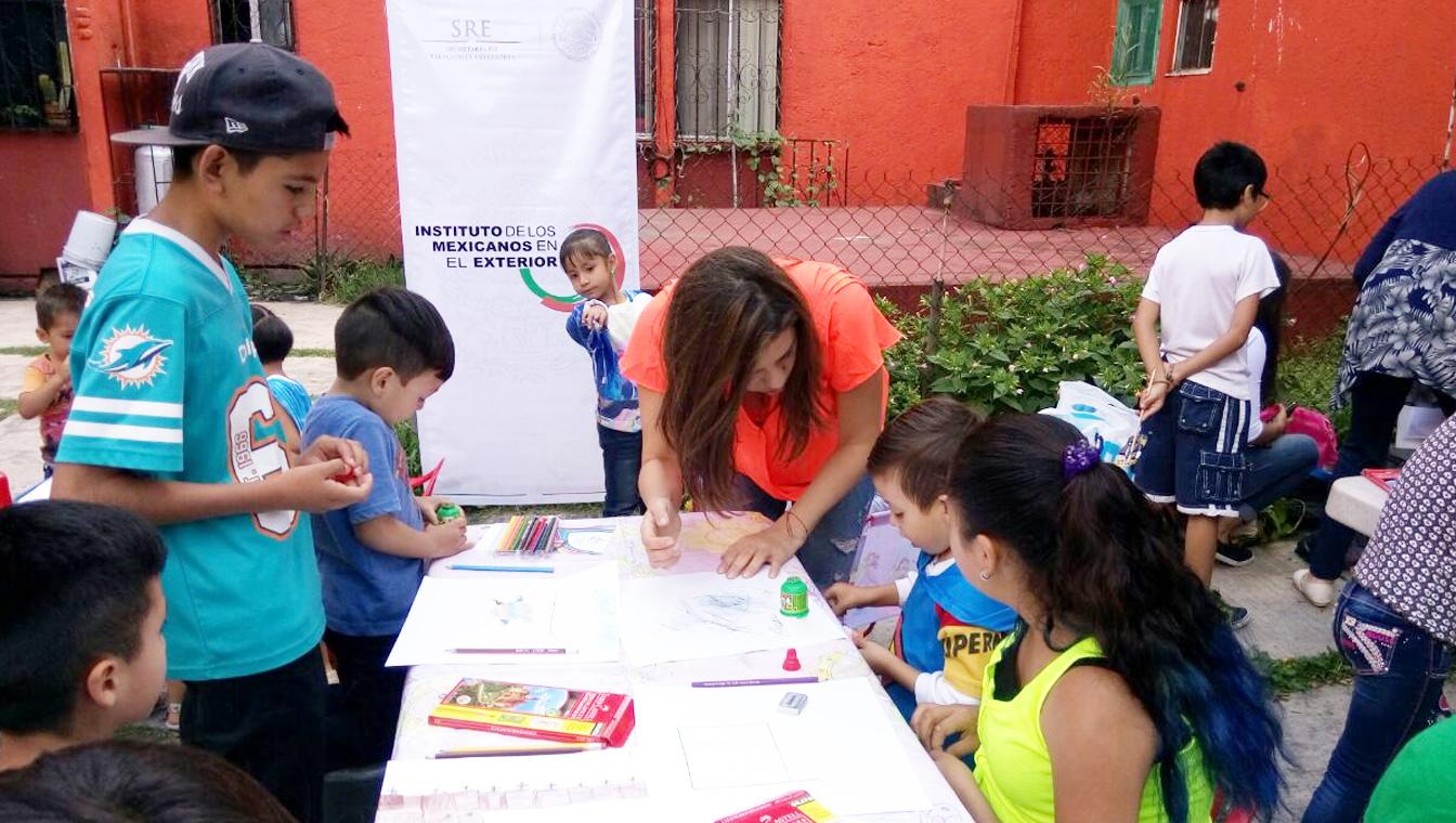 Cultura Instituto De Los Mexicanos En El Exterior Gobierno