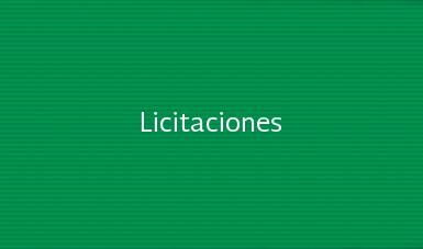 LICITACIONES