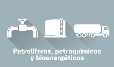 Micrositio para solicitudes de permisos de transporte, distribución, almacenamiento, expendio y gestión de P, PL, PQ y BE