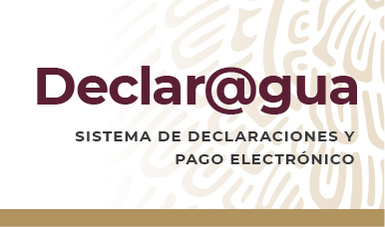 Imagen que contiene texto y dice Declar@gua, Sistema de declaraciones y pago electrónico.