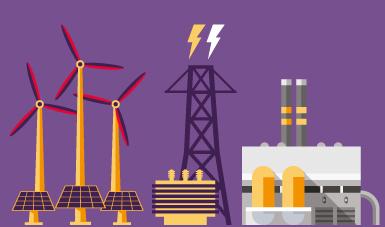 Actividades permisionadas en materia electricidad