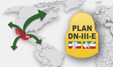 Logo del Plan DN-III-E
