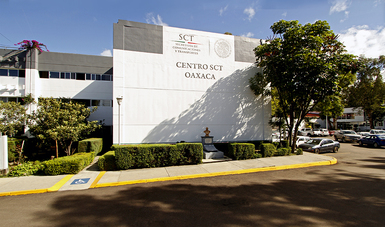 Centro SCT Oaxaca