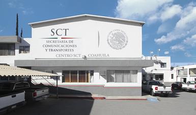 Centro SCT Coahuila