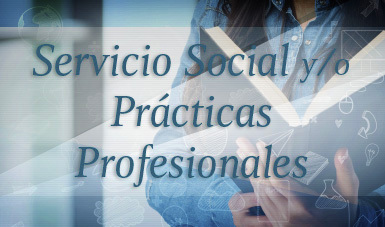 ¿Quieres hacer tu servicio social o prácticas profesionales con nosotros?