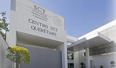 Centro SCT Querétaro