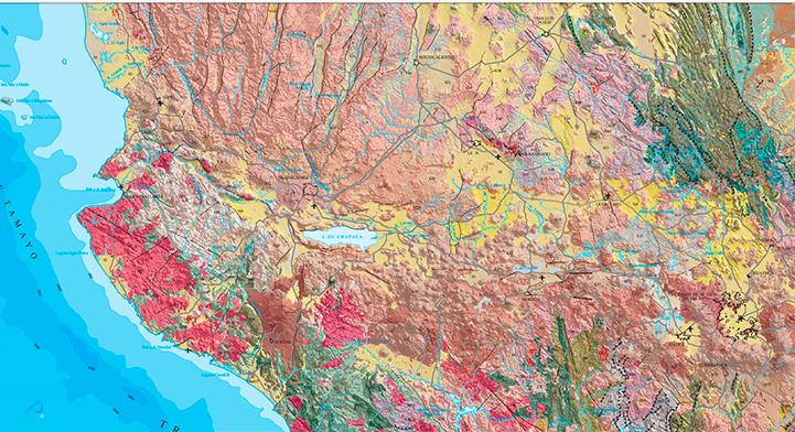 Consulta de Información Geológica
