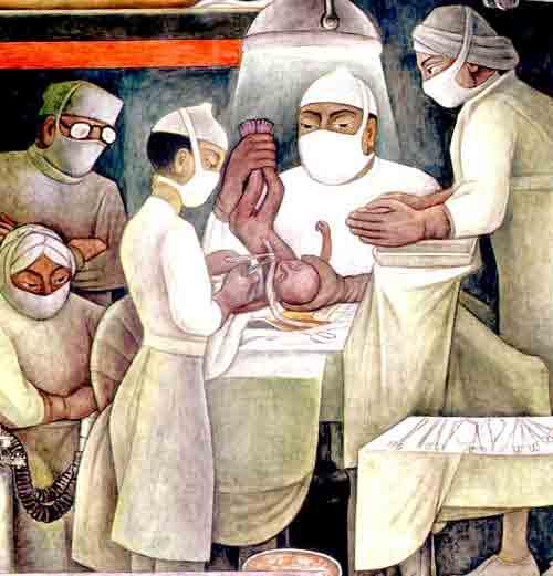 Objetivos muertes materna