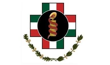 Heráldica de la Escuela Militar de Oficiales de Sanidad.
