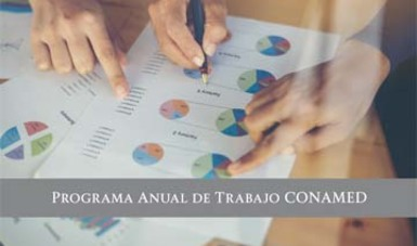 Imagen de portada del Programa Anual de Trabajo 2018