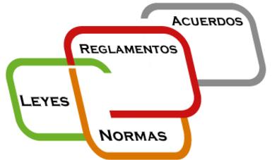 Disposiciones legales que regulan la operación y funcionamiento de la Institución.