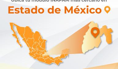 Estado De México Módulos Inapam Instituto Nacional De