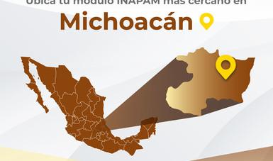 Michoacán Módulos Inapam Instituto Nacional De Las