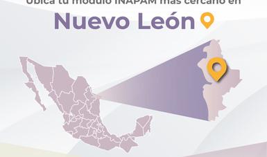 Nuevo León Módulos Inapam Instituto Nacional De Las