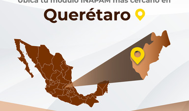 Querétaro Módulos Inapam Instituto Nacional De Las