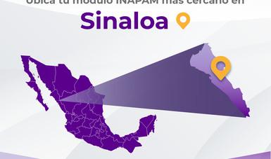 Sinaloa Módulos Inapam Instituto Nacional De Las