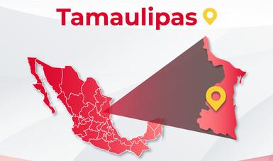 Tamaulipas Módulos Inapam Instituto Nacional De Las