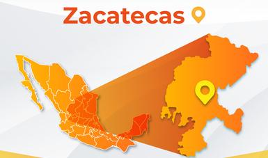 Zacatecas Módulos Inapam Instituto Nacional De Las