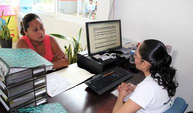 Corrección de escuela o de grado escolar de los beneficiarios de PROSPERA