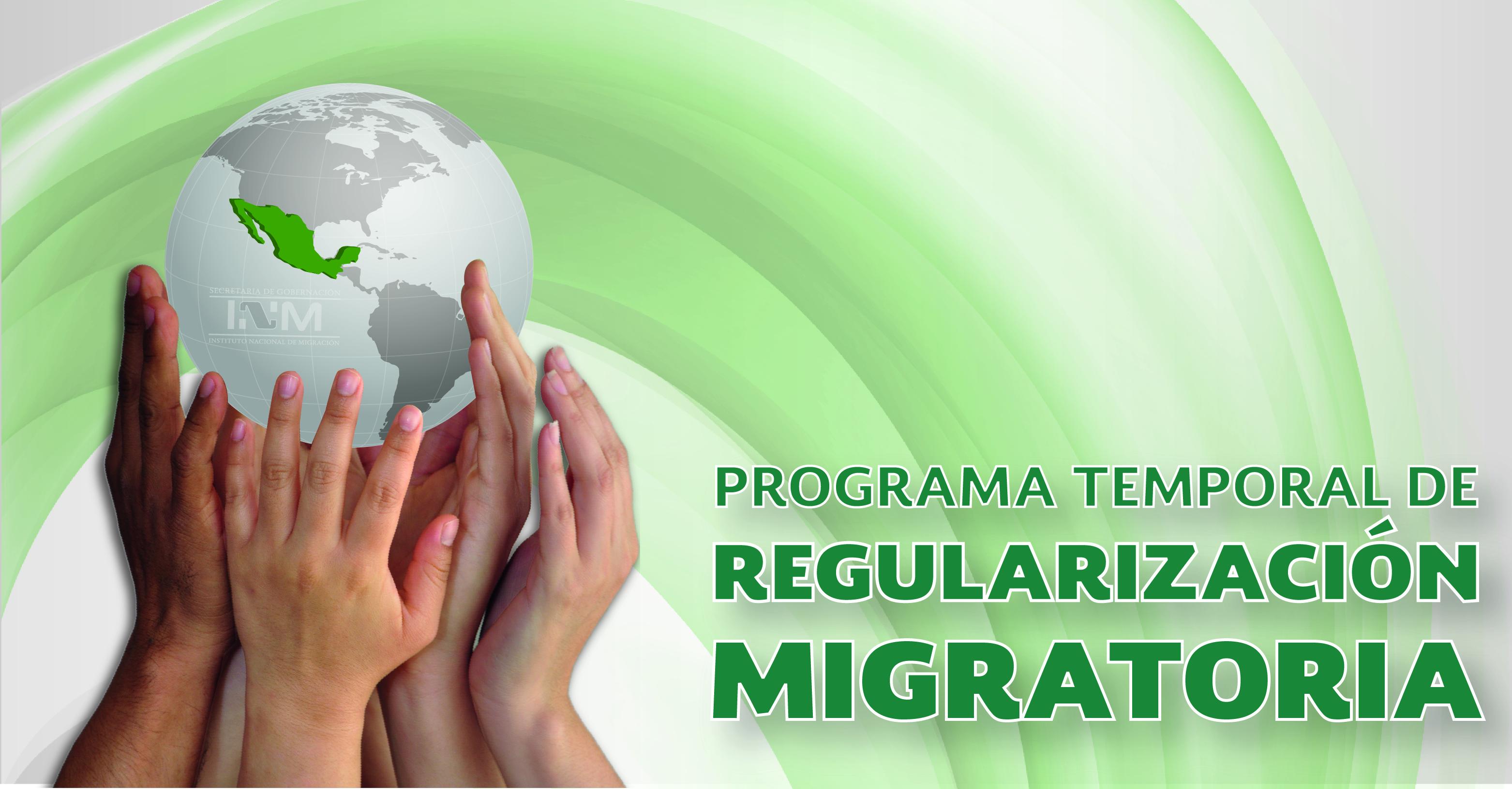 Programa Temporal de Regularización Migratoria   Instituto Nacional ...