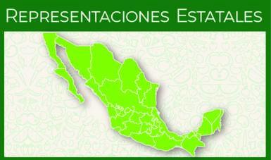 Delegaciones estatales