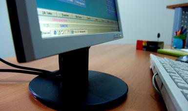 Imagen de una computadora