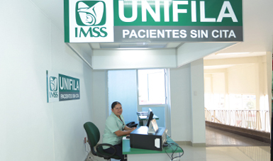 Iniciativa ha logrado disminuir los tiempos de espera de los pacientes sin cita optimizando los espacios disponibles de la agenda de los médicos familiares.