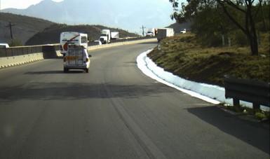 Carretera Saltillo-Monterrey-Nuevo Laredo La Gloria