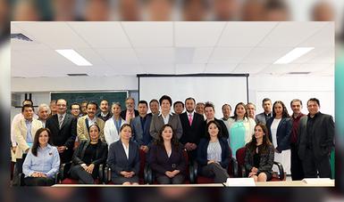 Integrantes del Comité Consultivo Nacional de Seguridad Nuclear y Salvaguardias(CCNN SNyS).