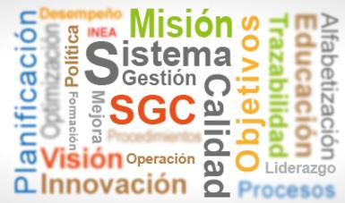 Mision vision, politica y objetivos de calidad del inea
