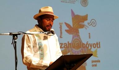 Premio Nezahualcóyotl de Literatura en Lenguas Mexicanas