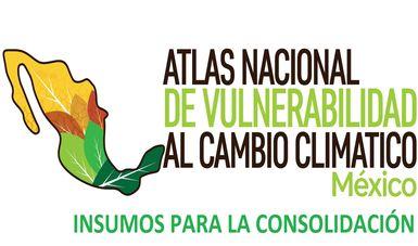 Logo del Atlas Nacional de Vulnerabilidad al Cambio Climático