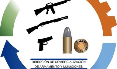 Armamento y municiones del Ejército Mexicano.