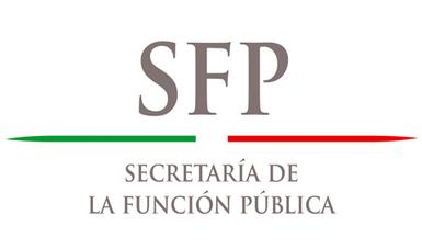 Logotipo de la Secretaría de la Función Pública.