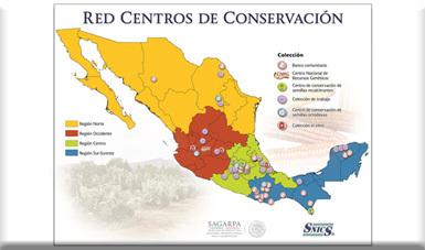 Centros de conservación