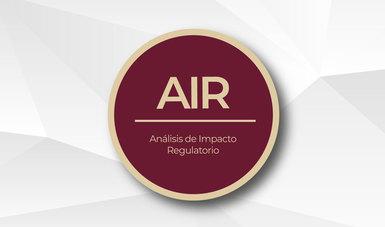 Análisis de Impacto Regulatorio (AIR)