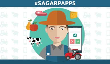 Apps SAGARPA