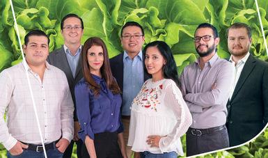 Nueva generación de productores del campo mexicano