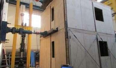 Laboratorio de estructuras del CENAPRED