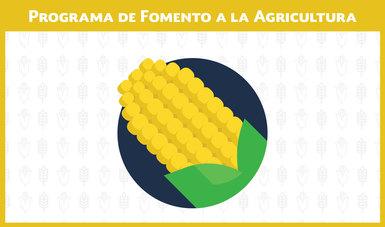 Programa de Fomento a la Agricultura 2018