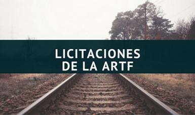 Licitaciones de la ARTF