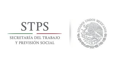 Logotipo de la Secretaría del Trabajo y Previsión Social