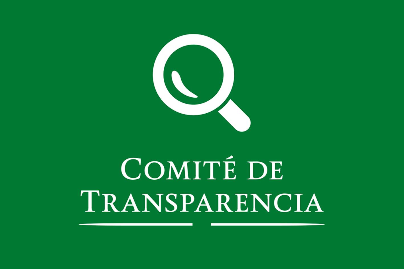 Comité de Transparencia Indaabin