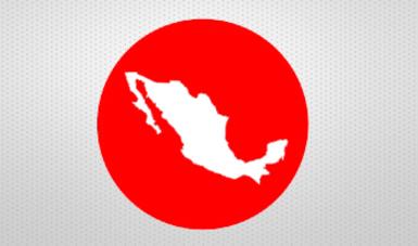 Mapa de la república mexicana donde se ubican nuestras delegaciones regionales