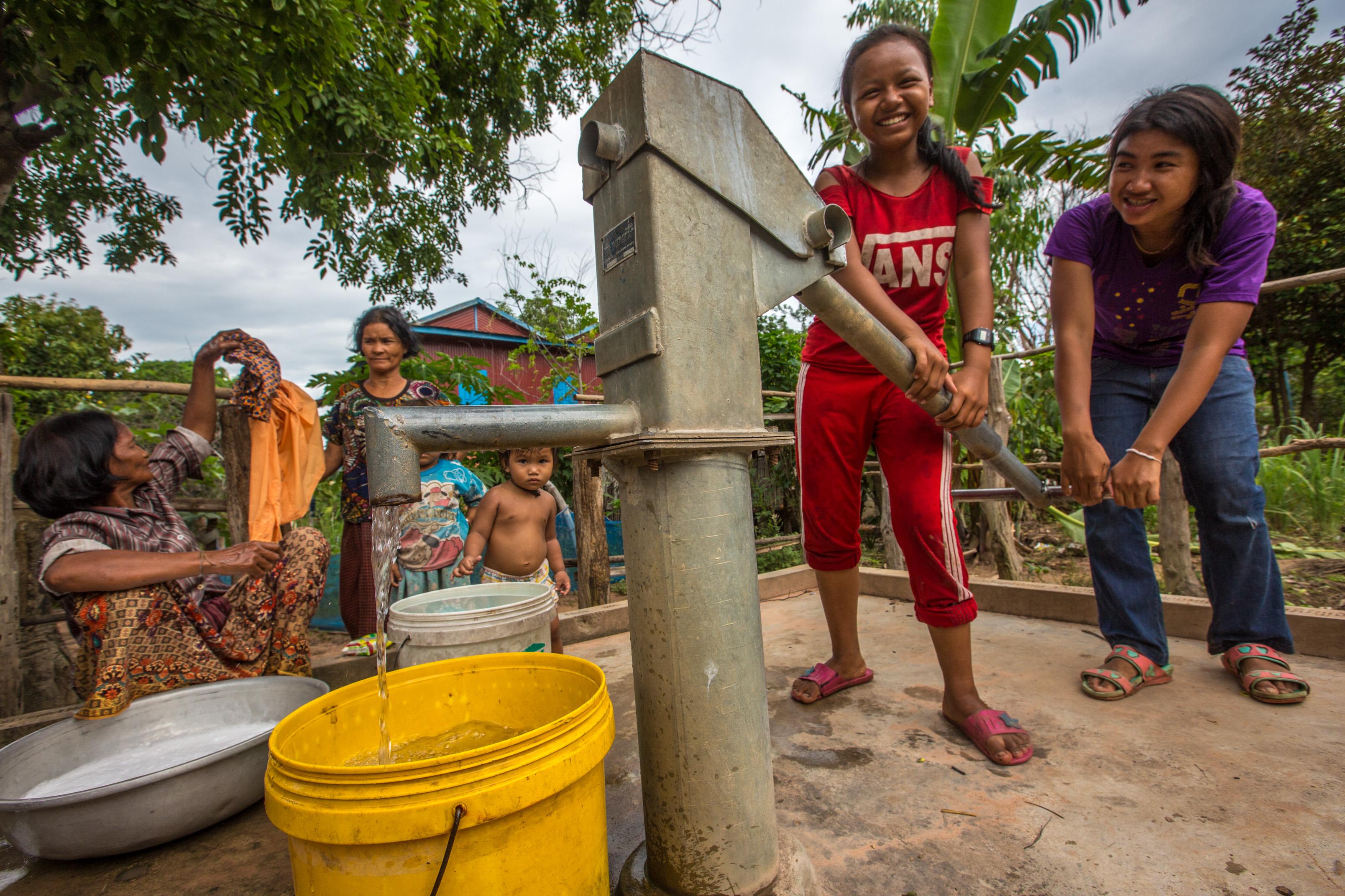 Destaca la urgencia del actuar sobre la creciente escasez del agua a nivel mundial.