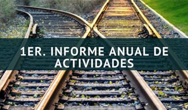 1er Informe Anual de Actividades