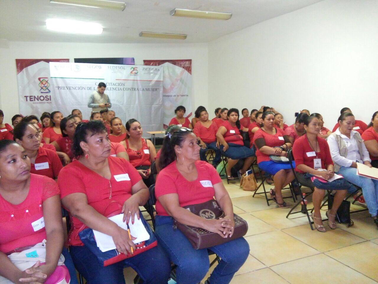 """El Indesol de manera conjunta con el programa Prospera coordina implementa la estrategia """"Vocales por la Igualdad"""""""