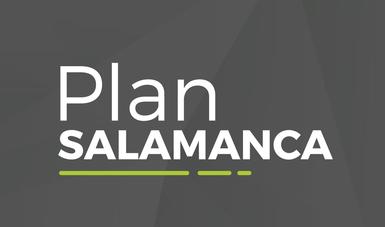 Imagen donde se lee Plan Salamanca. Referente a las acciones de remediación de la planta industrial Tekchem, dedicada anteriormente a la producción de agroquímicos.