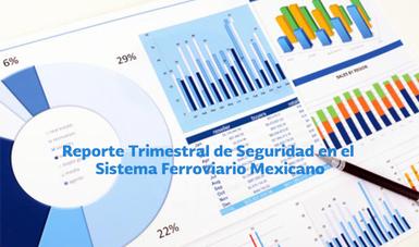 Reporte de Seguridad en el Sistema Ferroviario Mexicano, 1er. Trimestre 2018